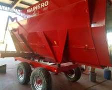 Mixer Mainero 2920 con Balanza Magris