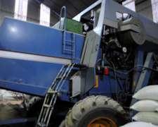 Cosechadora Agricola C/plataforma Trigo/soja Bernardin 2008