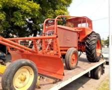 Tractor Fiat 780 con Pala para Monte