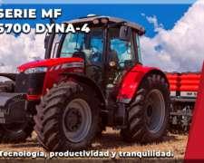 Serie MF 6700 DYNA-4