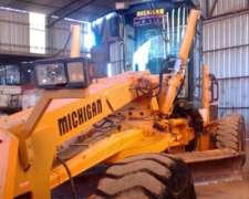 Motoniveladora Michigan 2011 Lista para Trabajar