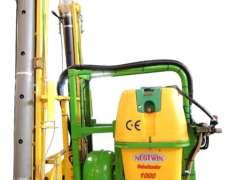 Neotwin De 600 Litros Suspendido Con Barras De 12 Metros