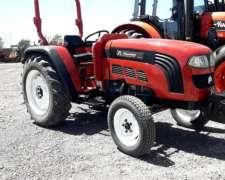 Tractor Hanomag 500 a año 2008