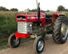 Vendo Tractor Massey 165 con Tres Puntos