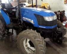 Tractor New Holland Td85f con 3 Puntos