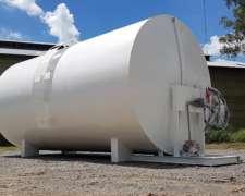 Tanques de Combustible + Kit de Carga 10.000 Ltrs