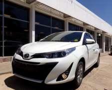 Toyota Yaris 5 Ptas XLS 6m/t 0km My20. Financia Tcf.