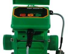 Caudalimetro de Carga Induc 45-900 L/min 2 C/cons y Corte P