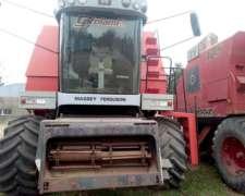 Massey Ferguson 38 DT año 2006