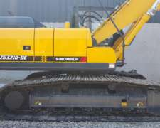 Excavadora Sinomach Zg3210-9c Cummins