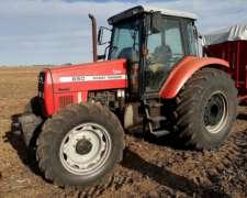 Tractor Massey Ferguson 650, Rodado 24-5 X 32 Trasero