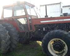 Tractor Zetor 12245 con Tres Puntos