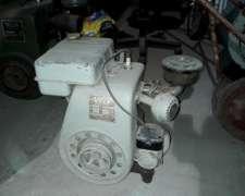 Motor Villa 4 HP Funcionando
