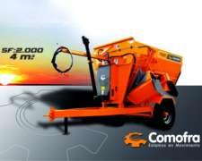 Mixer Horizontal SF-2000 - Comofra