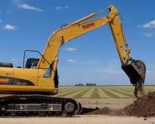 Excavadora Oruga Michigan Me230f- Vende Servicampo Tandil