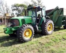Tractor John Deere 7515 - Mod. 2006