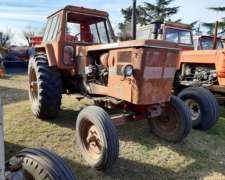 Tractor Fahr a 85 con Hidráulico