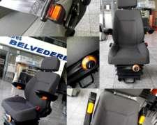Butaca Operador Iveco Stralis Tector Attack Cavallino Daily