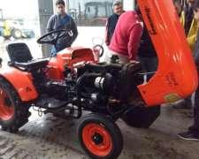 Tractor Hanomaq - Modelo Stark - 25 HP