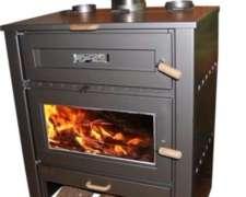 Calefactor A Leña 27000 Calorias Con Horno Para Asar Lechon