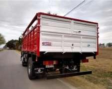 Carrocería Guajardo y Linares para Camión Tractor