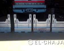 Bases Guardabarros Tractor Massey Ferguson.-
