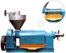 Prensa para Oleaginosas Modelo GX130