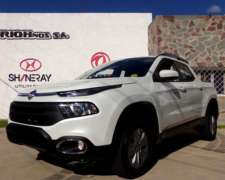 Toro Freedom 1.8 16v Nafta Automatica 4X2 0kmmy21 Disponible