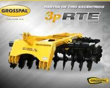 Rastra Grosspal de Tiro Excéntrico 3p RTE