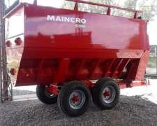 Nuevo Mixer Mainero 2932 (12 M3)