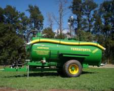 Estercolera Para Líquidos Terrafertil 10000 - Agritech S.r.l