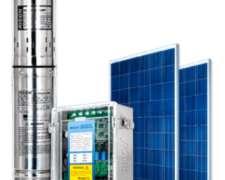 Sistemas de Bombeo a Energía Solar