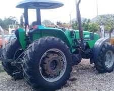 Tractor Deutz 6.110 4X4 con Tercer Punto