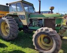Tractor John Deere 3140 Doble Traccion y 3 Puntos