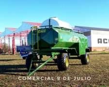 Acoplado Tanque Combinado 5000lts Conese - Nuevo