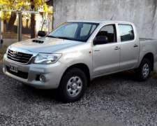Toyota Hilux 4 X 2 Versión 2.5