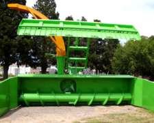 Extractora de Silos Furca Bolsa 3800 Fraga
