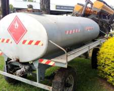 Cisterna para Combustible Gentili de 3.000 Litros