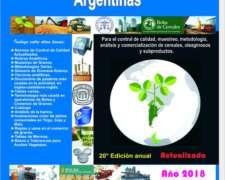 Cereales-libro Reglament Oficiales Control Calidad Cereales.