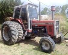 Massey Ferguson 1340 Dual TS