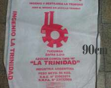 Bolsas Vacías de Azúcar de 50kg y Bolsones BIG BAG de 1000kg