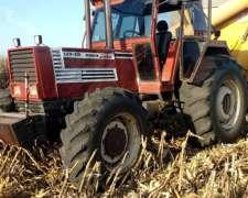 Tractor Fiat 140- 90 la Pampa