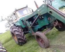 Tractor Deutz A85 Con Pala Frontal