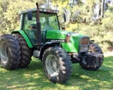 Tractor Marca Agco Allis 6.125 año 2006