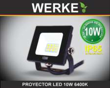 Proyector Reflector LED 10w