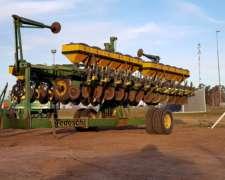 Sembradora Tedeschi de 12 a 52 cm Autotrailer