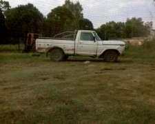 Ford F100 en Buen Estado