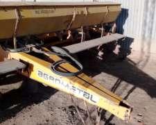 Sembradora Agrometal TX 7 a 70cm año 1991 muy Buena