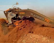 Pala Niveladora de Arrastre GTS Planner 710 Canaviera