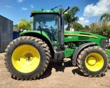 Tractor John Deere 7820